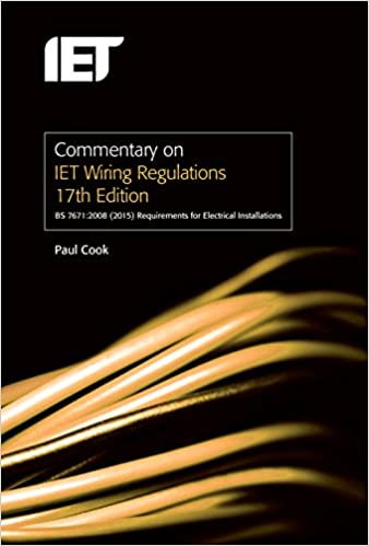 Commentary on IET Wiring Regulations (BS 7671:2008+A3:2015 ...: 17th Edition Kitchen Wiring Diagram at e-platina.org