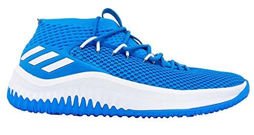 adidas SM Dame 4 NBA Shoe Men's Basketball Light Blue-white clearance excellent ZdYwaqp1
