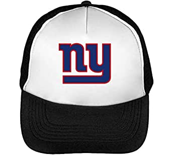New York Giants Gorras Hombre Snapback Beisbol Negro Blanco ...