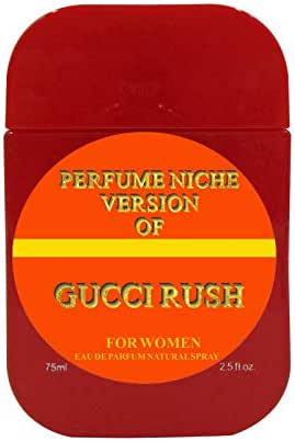 PERFUME NICHE, Eau De Parfum Spray for Women, Turkish Rose, Daytime and Casual Use, for all Skin Types, 3.4 Fluid Ounce