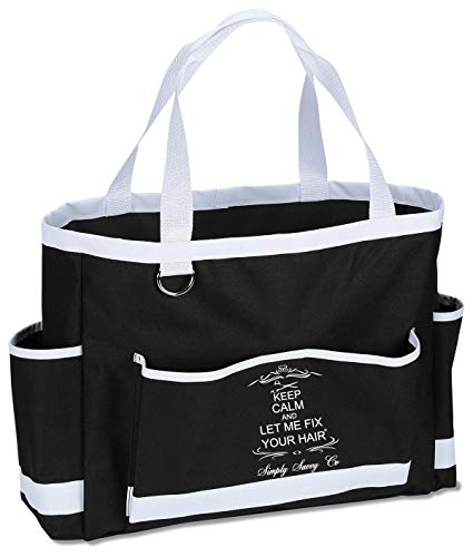 Work Tote for Hairdressers (White) ()