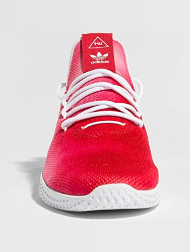 red 2 38 Pw Hu white size 3 Shoes Tennis adidas white Hu Holi C6wgSpq