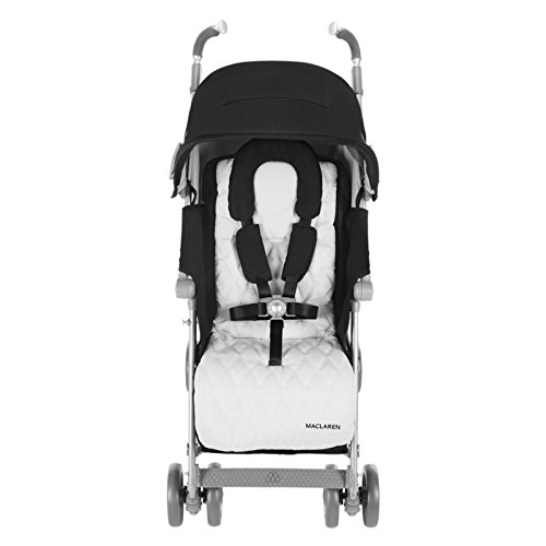 Maclaren Techno XLR Stroller, Black/Silver by Maclaren (Image #3)
