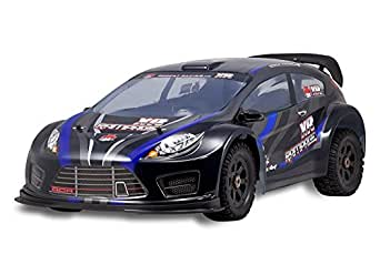 Redcat Racing Rampage XR RC Rally Car Brushless Electric with Waterproof Electronics, 2.4GHz Radio and Qty. 2-11.1v 3600mAh LIPO and Charger Included (1/5 Scale)