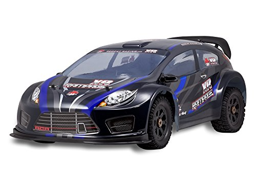Rampage Electronic (Redcat Racing Rampage XR RC Rally Car Brushless Electric with Waterproof Electronics, 2.4GHz Radio and Qty. 2-11.1v 3600mAh LIPO and Charger Included (1/5 Scale))