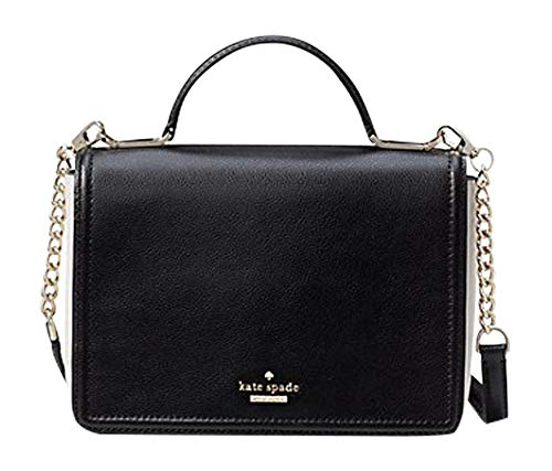Kate Spade Patterson Drive Medium Maisie Crossbody Handbag Black/Cement
