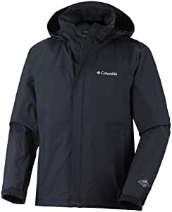 COLUMBIA Men's Mission Air II Jacket, Navy, XL