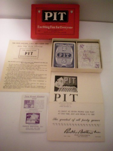 parker brothers pit card game - 7