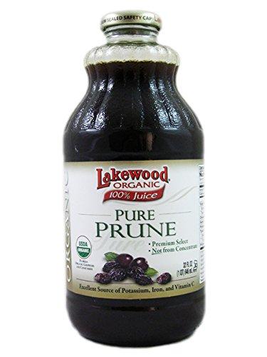 (Lakewood, Juice Prune Pure Organic, 32 Fl Oz)