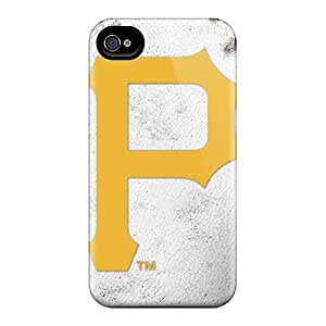 For Iphone 6plus Phone Cases Covers(pittsburgh Pirates) by runtopwell