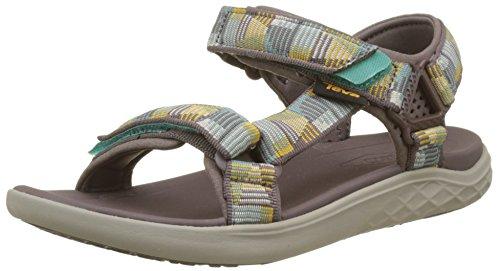 Nica Teva Toe Sandals Purple Open Plum Universal Women's W Terra Truffle Float 2 rFrfvq6w