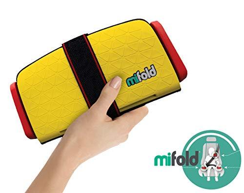 couleur jaune bundle pack Le rehausseur enfant 10x plus compact quun rehausseur traditionnel et tout aussi s/ûr Mifold