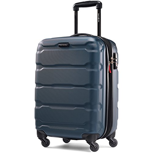 "Samsonite® Omni 20"" Teal Carry-On Spinner"