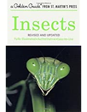 Insects: Revised and Updated (Golden Guide) Revised and Updated Edition by Cottam, Clarence, Zim, Herbert S. (2001)