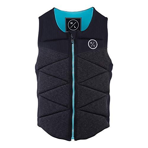 (Hyperlite 2019 NCGA Riot Impact Jacket Vest for Ski Wakeboard Wakesurf Size M Black)