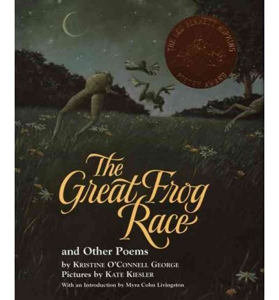Download [ { THE GREAT FROG RACE: AND OTHER POEMS } ] by George, Kristine O'Connell (AUTHOR) Oct-01-2005 [ Paperback ] ebook