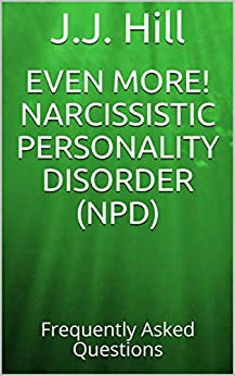 Amazon.com: EVEN MORE! Narcissistic Personality Disorder ...