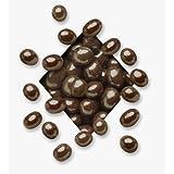 Koppers Dark Chocolate Espresso Beans, (5 Pounds)
