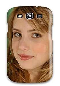 Cute Tpu CaseyKBrown Emma Roberts?wallpaper Case Cover For Galaxy S3 wangjiang maoyi