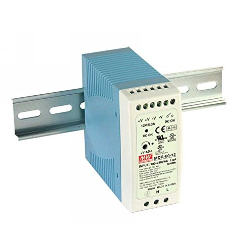 DIN Rail Power Supplies 2 5A