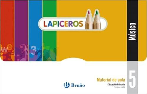 Descargar libro gratis Lapiceros Música 5 Material de aula 8421664107 en español PDF DJVU