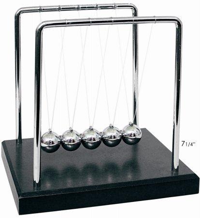 Westminster Newton's Cradle
