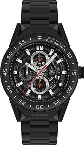 TAG Heuer Conectado Modular 45 Hombres de Smartwatch sbf8 a8013 ...