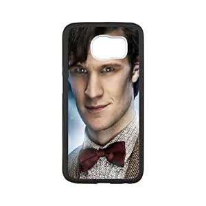 Doctor-Who-50th-Anniversary Samsung Galaxy S6 Cell Phone Case White KSM6964375