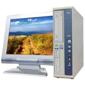 ★決算特価商品★ NEC RAM2048MB DVD-ROM 中古デスクトップパソコン MY24R/A Core2Duo 2.4GHz RAM2048MB HDD80GB 17型液晶 DVD-ROM 17型液晶 WinXP B00BHQ9570, あきんどざむらい:7342cb2e --- arbimovel.dominiotemporario.com