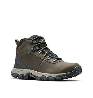 f914cb5da98 Columbia Men's Newton Ridge Plus II Waterproof Hiking Boot, Cordovan ...