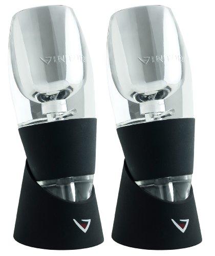 Vinturi Essential Red Wine Aerators, Set of 2 (Vinturi Wine Aerators)