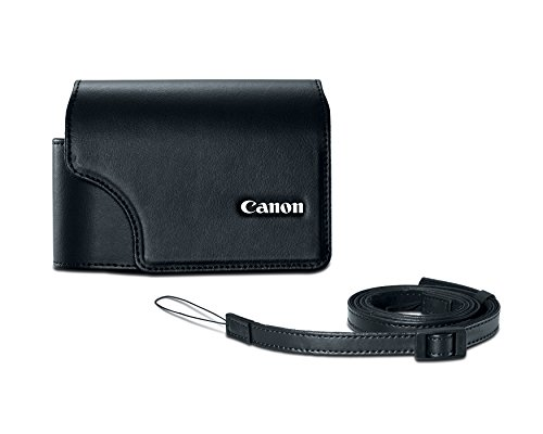 Canon Deluxe Leather Case PSC-5500 (Black)