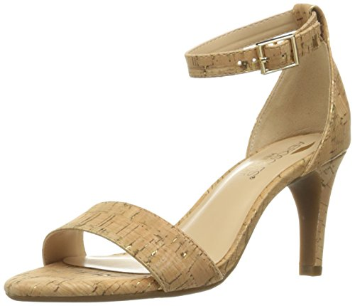 Aerosoles Women's Laminate Dress Pump, Cork Combo, 9.5 M ()
