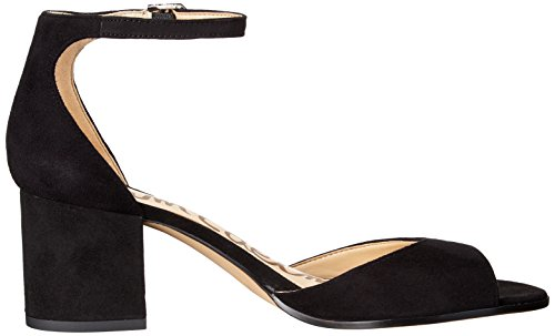 Sam Edelman Women's Susie Dress Sandal Black Suede cheap classic discount finishline outlet wide range of sale sast buy cheap Cheapest lYRincpBZ