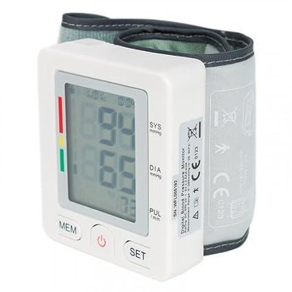 Tensiómetro digital automático de muñeca de Ortaid
