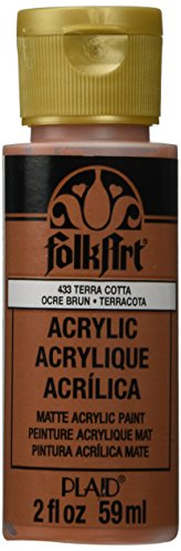 FolkArt Acrylic Paint in Assorted Colors (2
