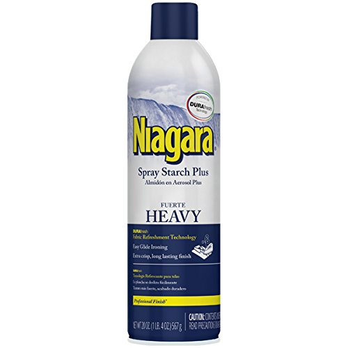 NIAGARA Heavy Starch 20 oz 12 Pack