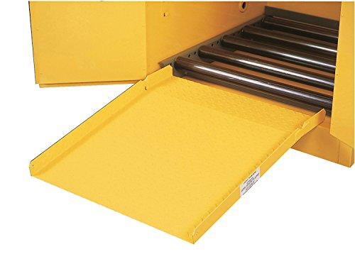 Justrite Drum Cradle - Justrite Manufacturing Company LLC 25932 - Safety/Storage Drum Cradle - 28 in Length, 24-1/2 in Depth