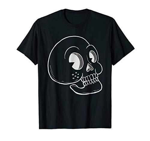 Price comparison product image Heavy Metal Skulls T-shirt. Dia de Los Muertos