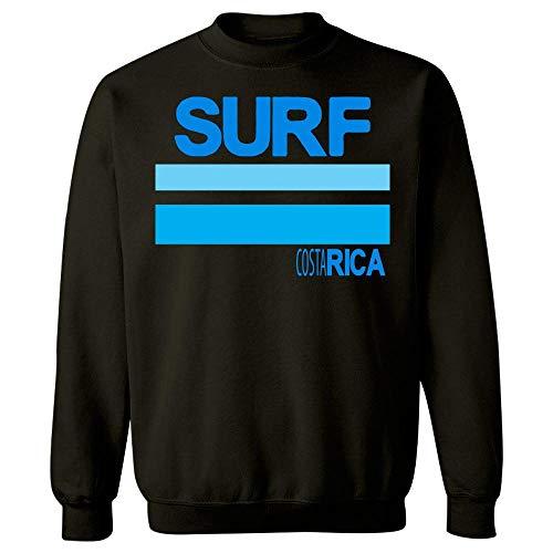 KewlCover Surf Costa Rica - Sweatshirt Black