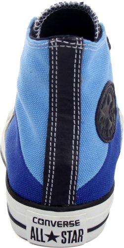 Converse Chuck Taylor All Star Tri-Hola panel de Baloncesto Tamaño de los zapatos Navy blue