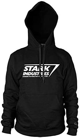 Officially Licensed Stark Industries Logo Hoodie