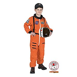 Aeromax Jr. Astronaut Suit with NASA patches and diaper snaps - 41uXltrQdhL - Aeromax Jr. Astronaut Suit with NASA Patches and Diaper Snaps