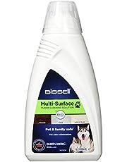 BISSELL Reinigingsmiddel Multi-Surface Pet met Febreze-geur, speciaal voor huisdierenvuil, voor Crosswave, Crosswave Pet Pro en Spinwave, 1 x 1 l, 2550