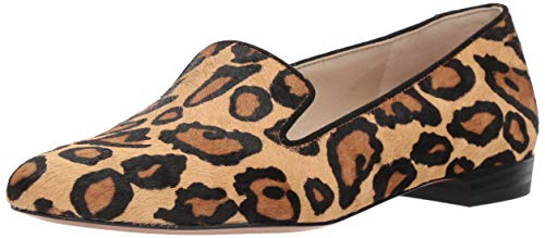 (Sam Edelman Women's Jordy Loafer, New Nude Leopard, 8 M US )