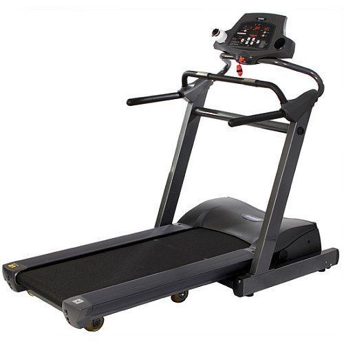 Smooth Fitness 7.1 HR Pro Power Folding Treadmill