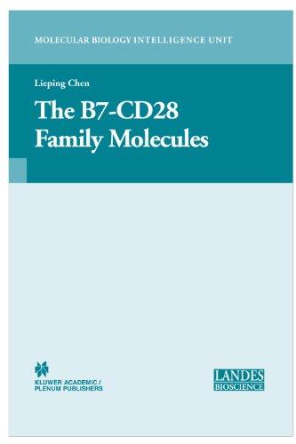 Descargar Libro By-cd28 Family Molecules Lieping Chen
