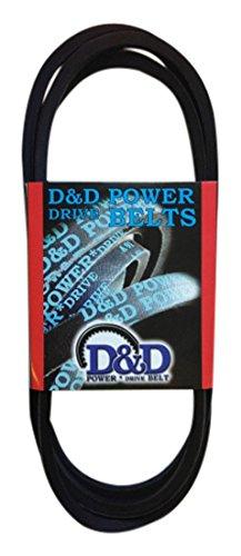 B//5L Rubber D/&D PowerDrive B-5L290 Bluebird Replacement Belt
