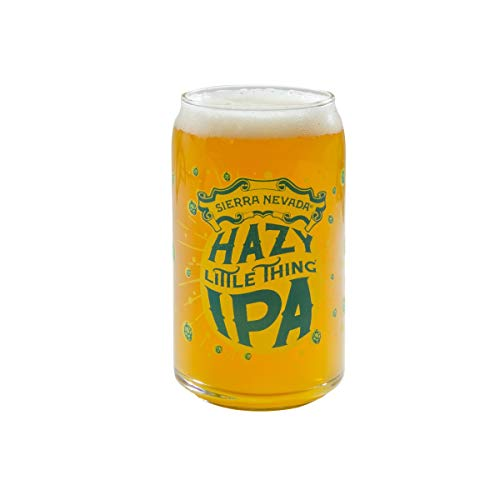 (Sierra Nevada Brewing Company - Hazy Little Thing Can Glass)