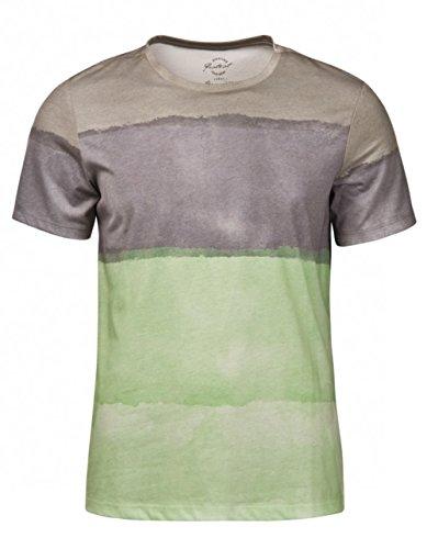 Protest Herren T-Shirt grün Neon Green